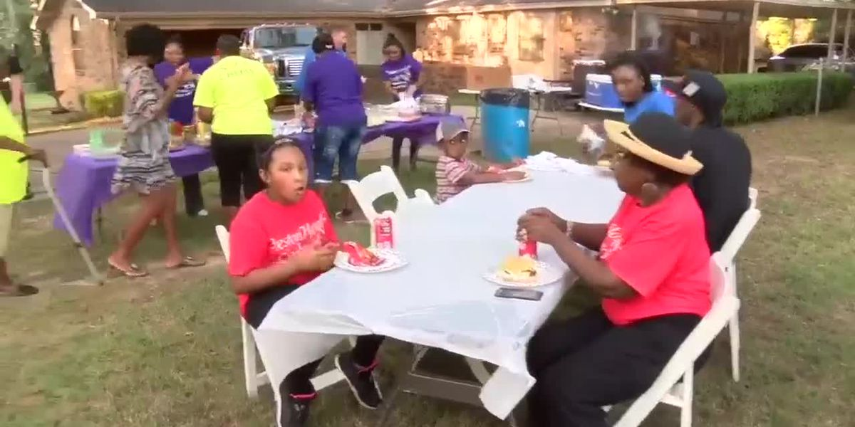 Residents, law officers turn out for National Night Out