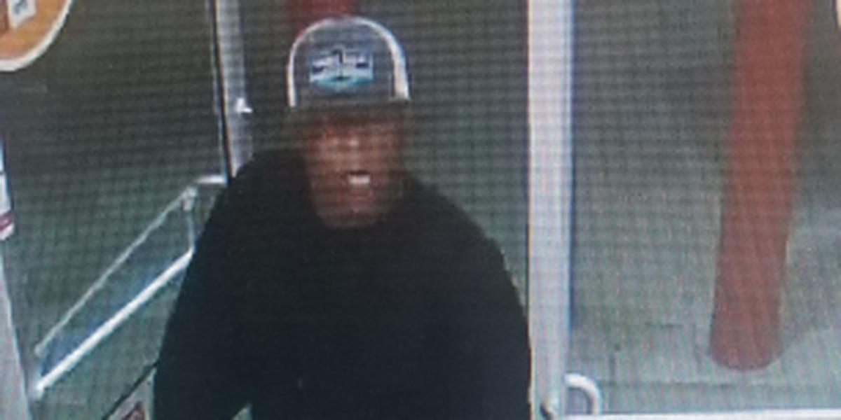 Police seek suspect wanted in vehicle burglary in Shreveport
