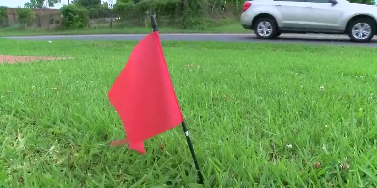 Spiritual boot camp participants to plant red flags in remembrance of homicide victims