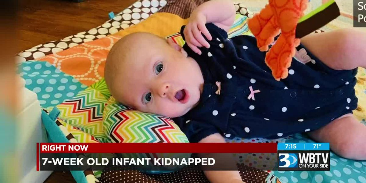 7-week-old kidnapped in NC