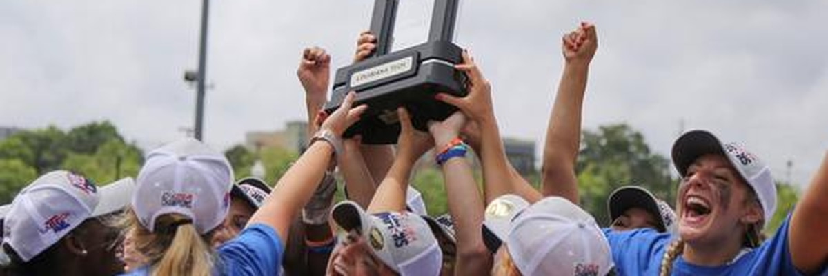 Lady Techsters softball team leaves for NCAA regionals in Baton Rouge