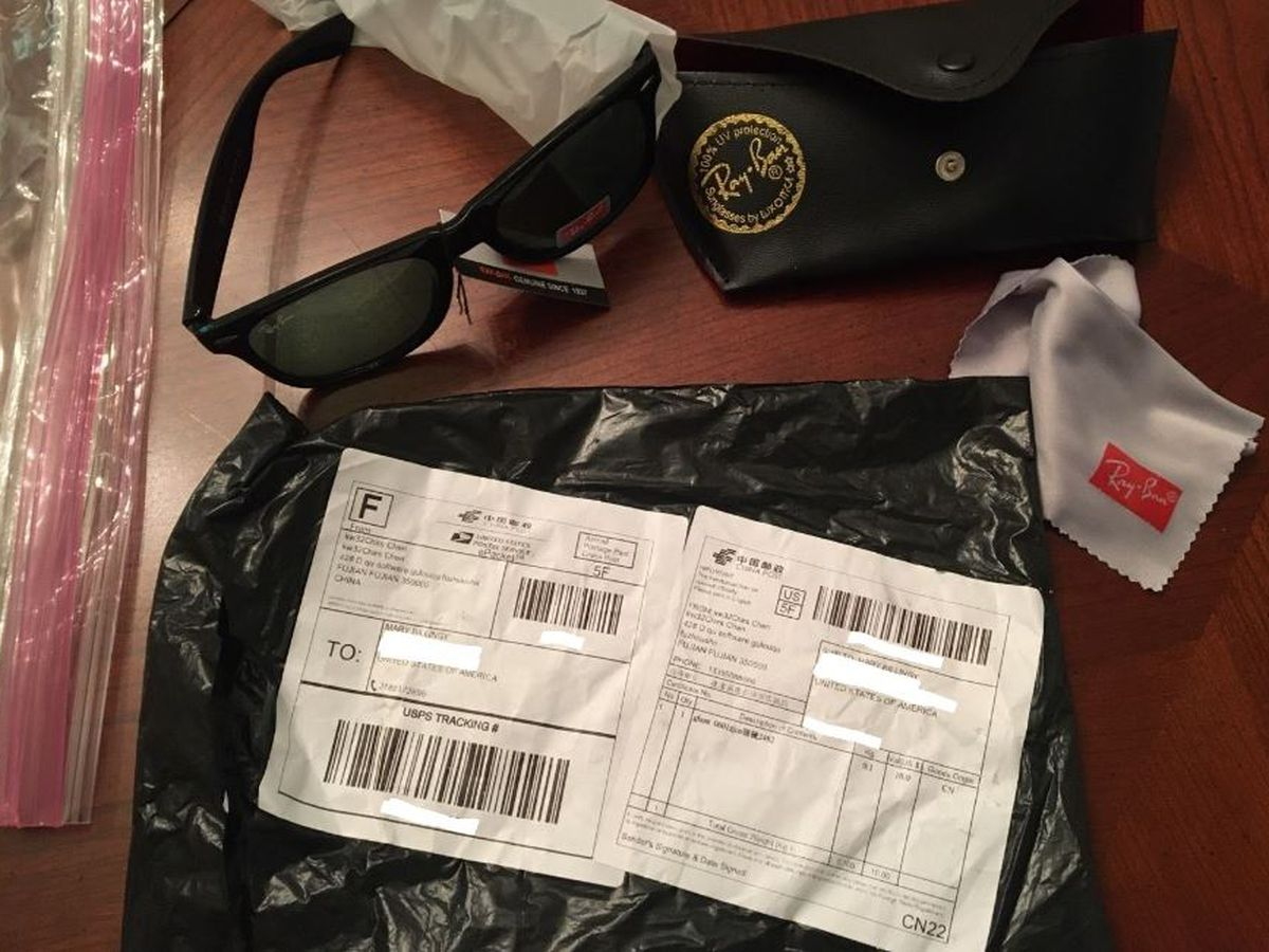 Louisiana woman gets unsolicited package from China