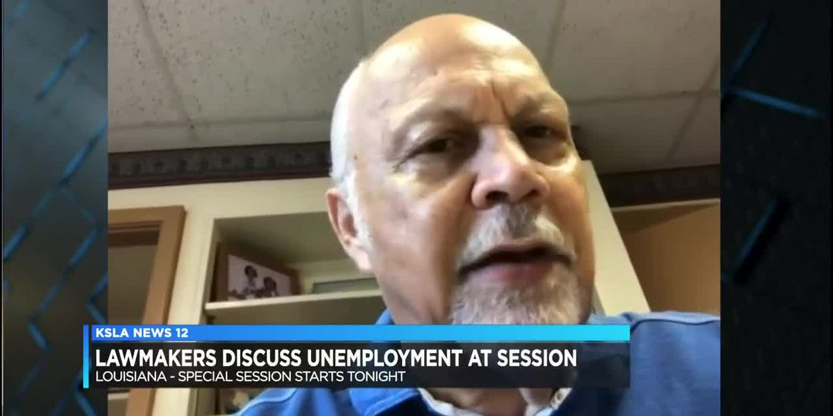 Sen. Greg Tarver discusses what LA lawmakers can do to keep unemployment fund afloat