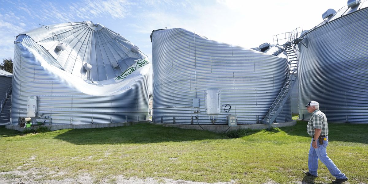 Report: Damage from August wind storm in Midwest at $7.5B