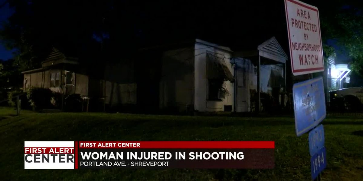 Woman shot in leg after argument