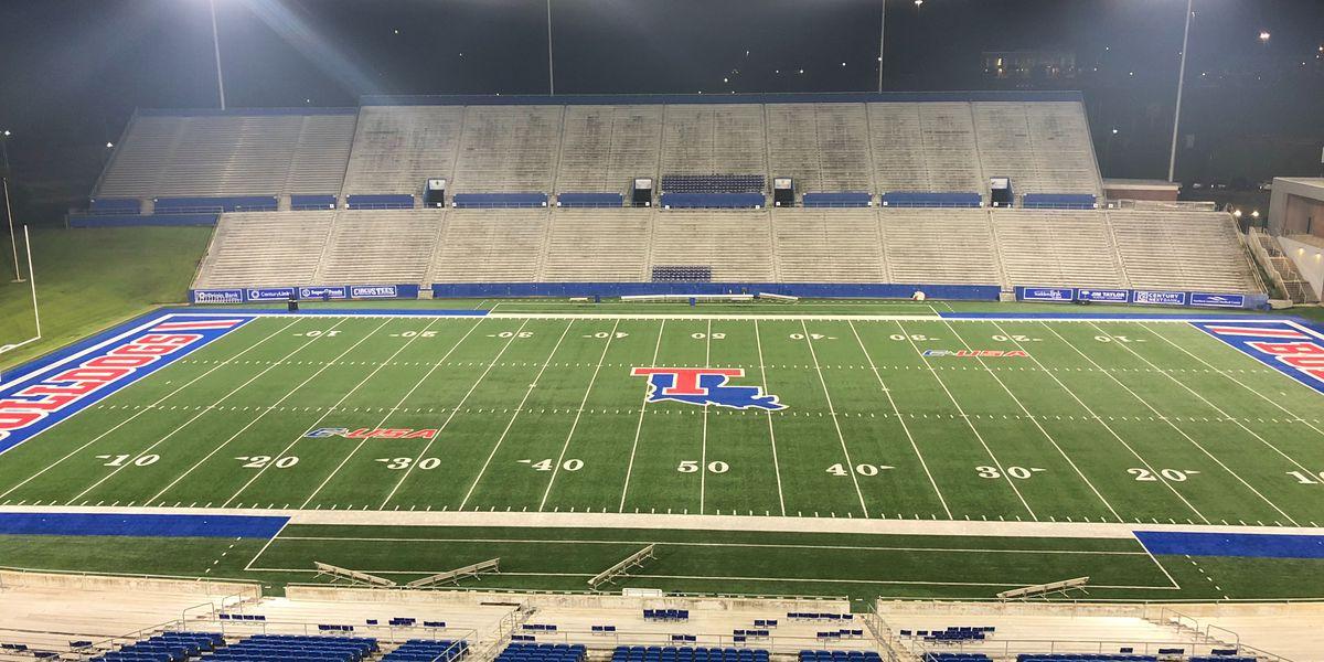 "Louisiana Tech and Grambling face off in ""Buddy Bowl"" Saturday"