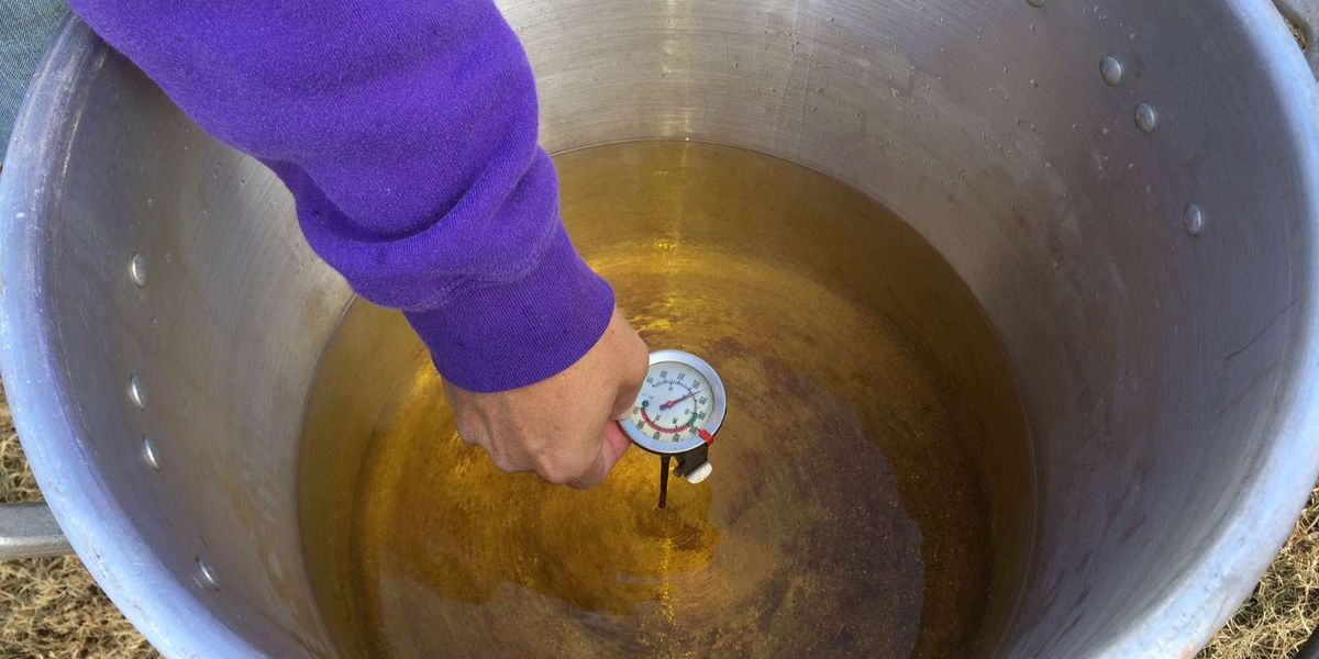 Shreveport will recycle your used cooking oil
