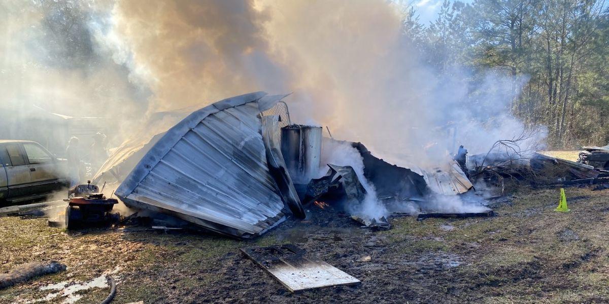Authorities release identity of fatal Zavalla-area house fire victim