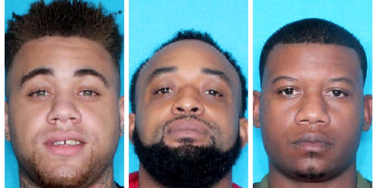 DEA task force investigation leads to 40 arrests; three fugitives wanted
