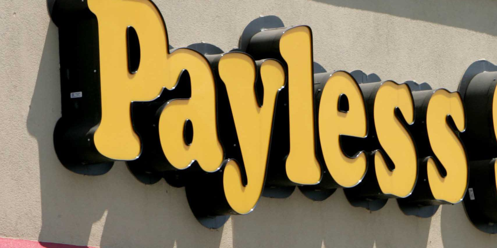 Payless ShoeSource files for bankruptcy, closing North American stores