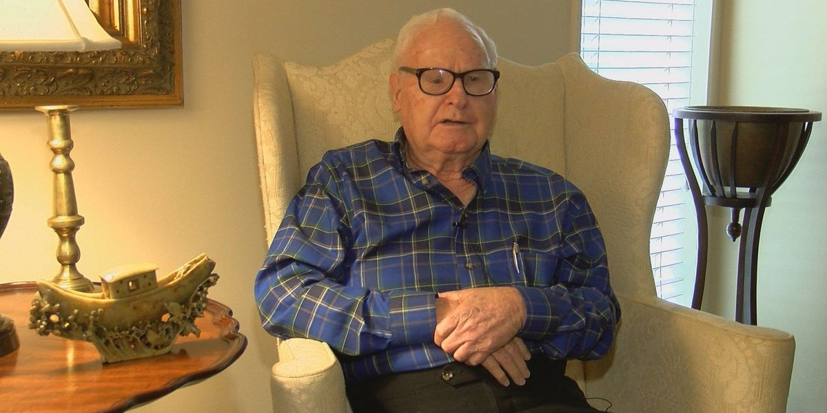WWII veteran recalls service in European Theater
