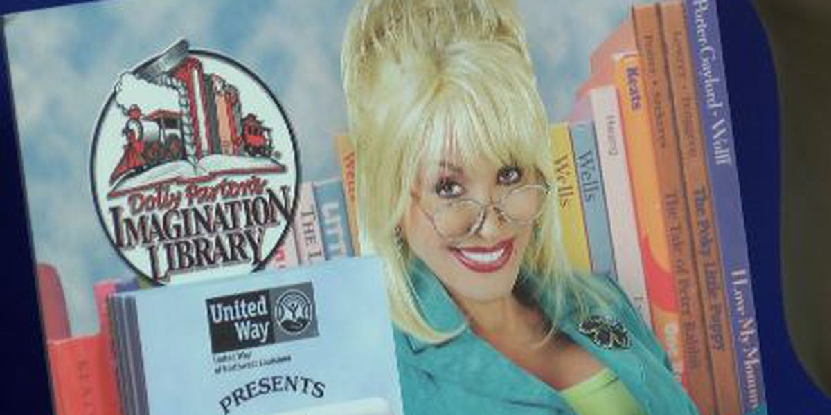 United Way of NWLA looking for sponsors for Dolly Parton's Imagination Library