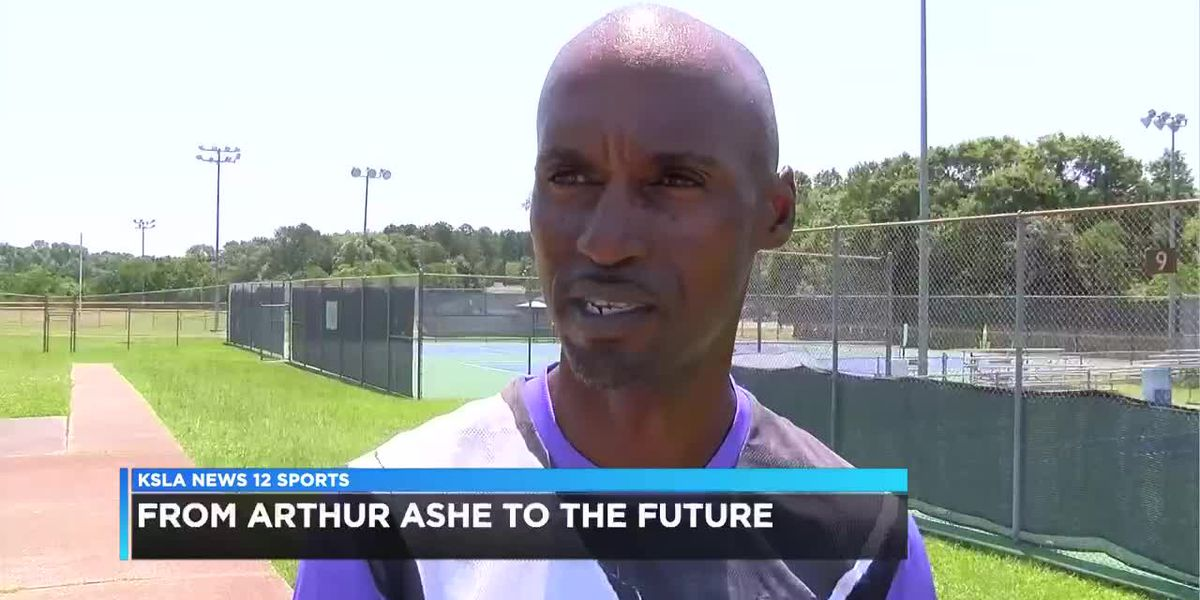 Tennis pro finds a new home in Shreveport, explains why giving back is so important to him