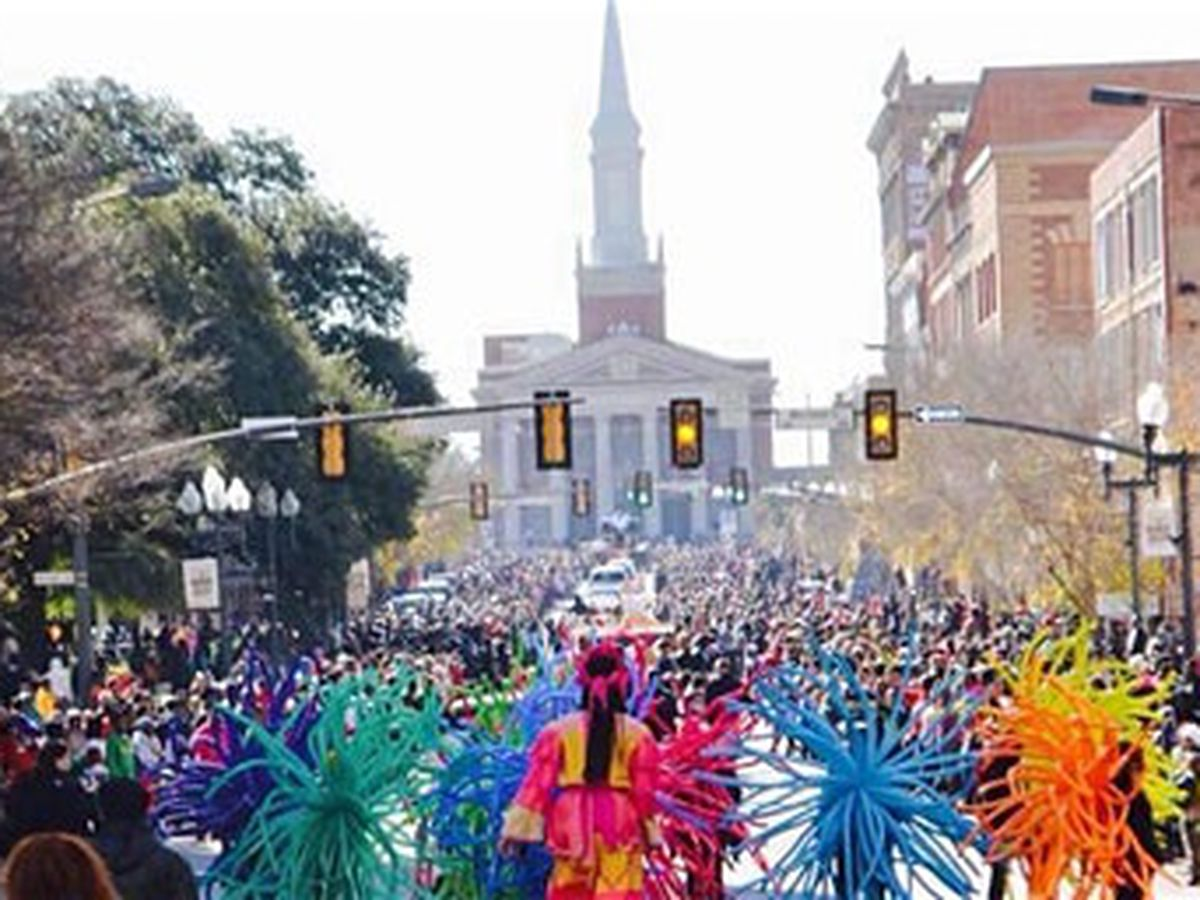 Krewe of Harambee kicks off annual parade Monday