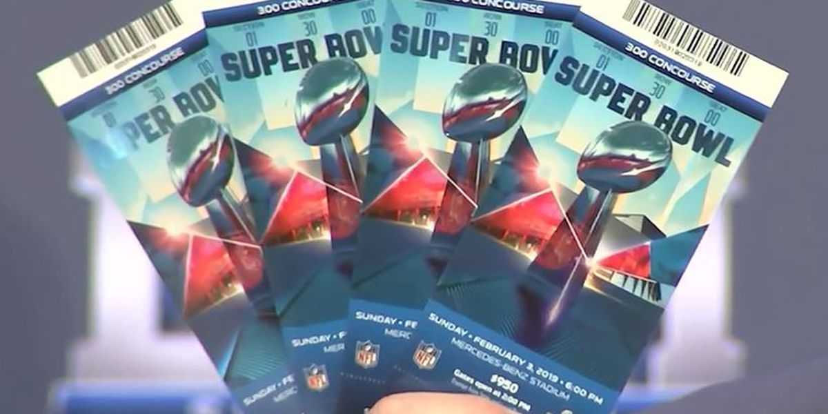 Authorities seize $24 million in counterfeit Super Bowl tickets and merchandise