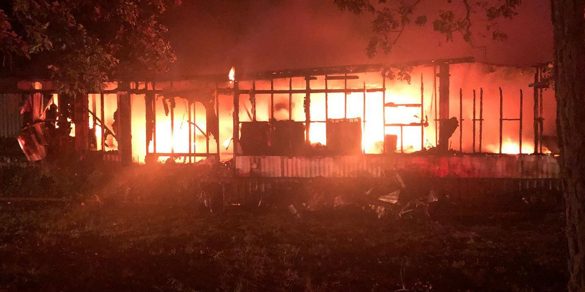 One injury reported in Gladewater structure fire