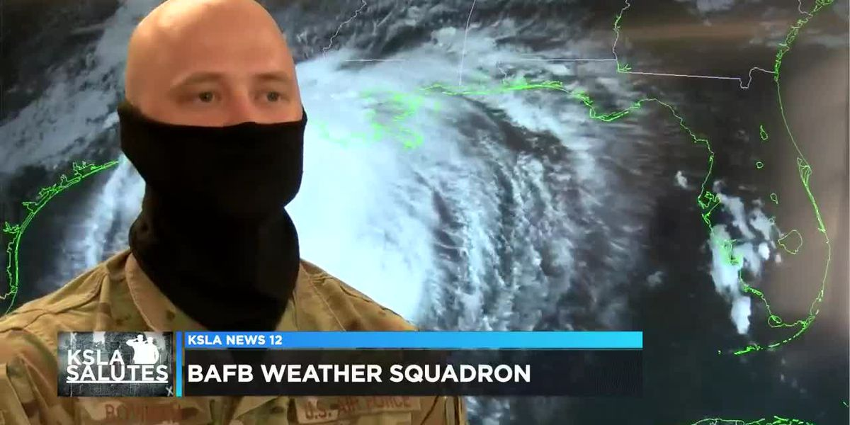 KSLA Salutes: Barksdale Air Force Base's 26th Operational Weather Squadron