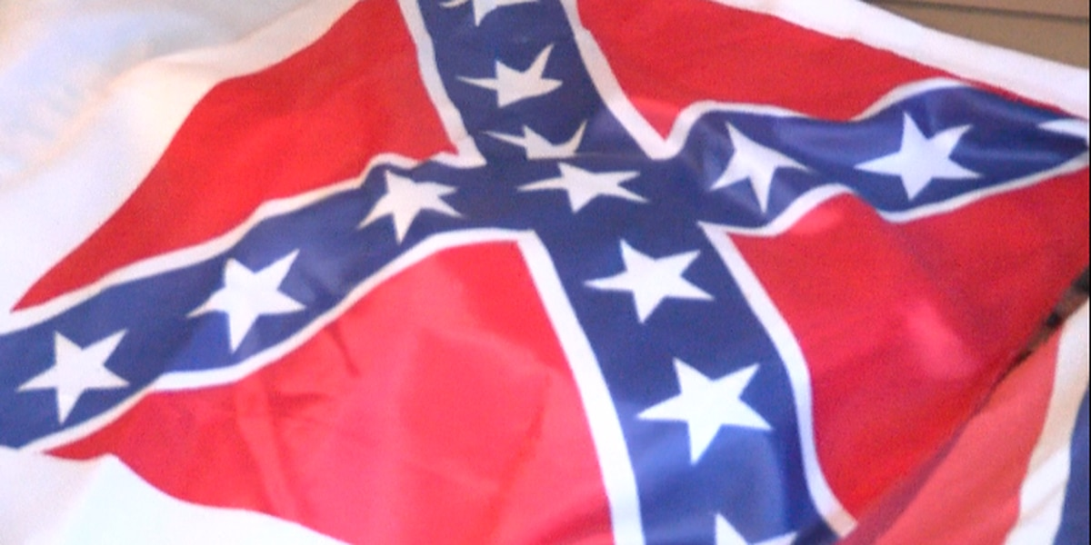 Sons of Confederate Veterans suing Natchitoches over battle flag ban