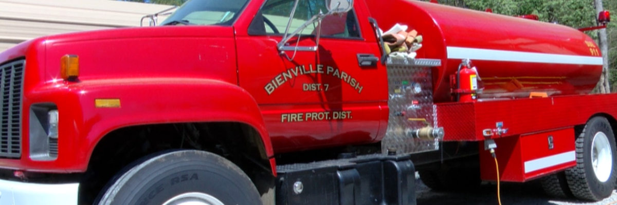 Officials say former Bienville fire chief misused public funds