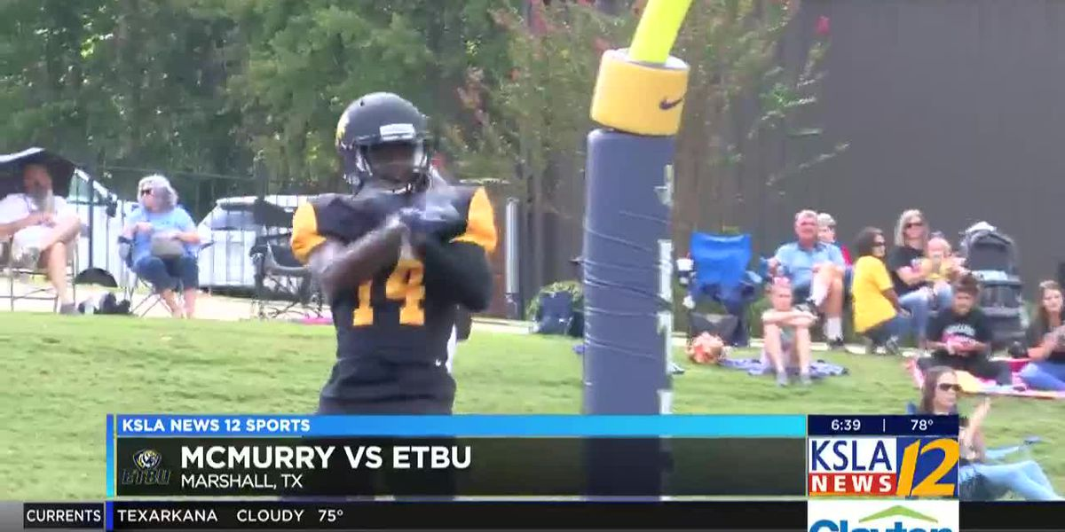 ETBU defeats McMurry 20-19