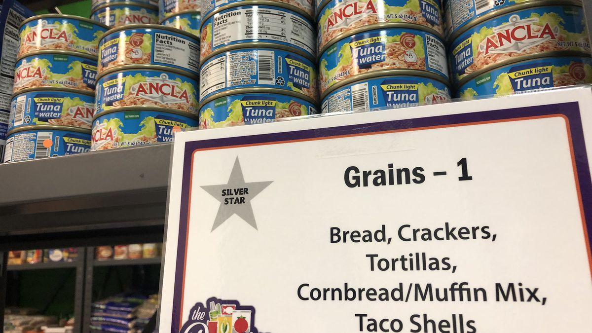 Northwestern State University alumnus makes massive donation to school's food pantry