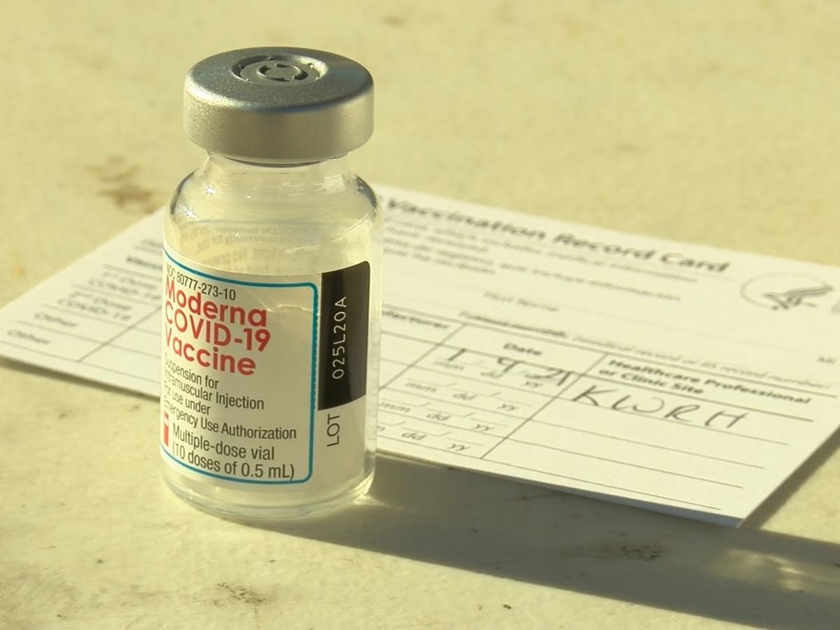 Louisiana teachers, staff all await arrival of COVID-19 vaccine