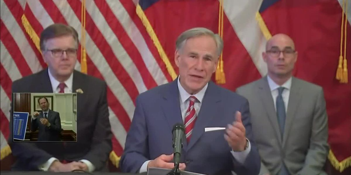 WATCH: Gov. Abbott announces more openings across Texas