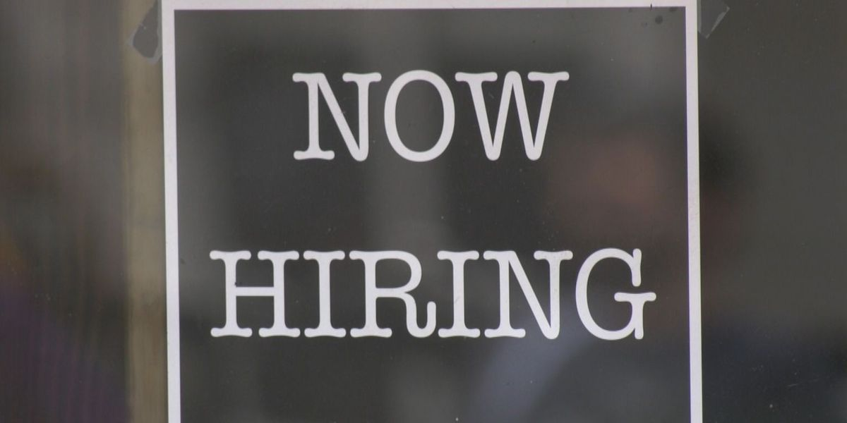 With economy opening back up, La. and national businesses looking for employees