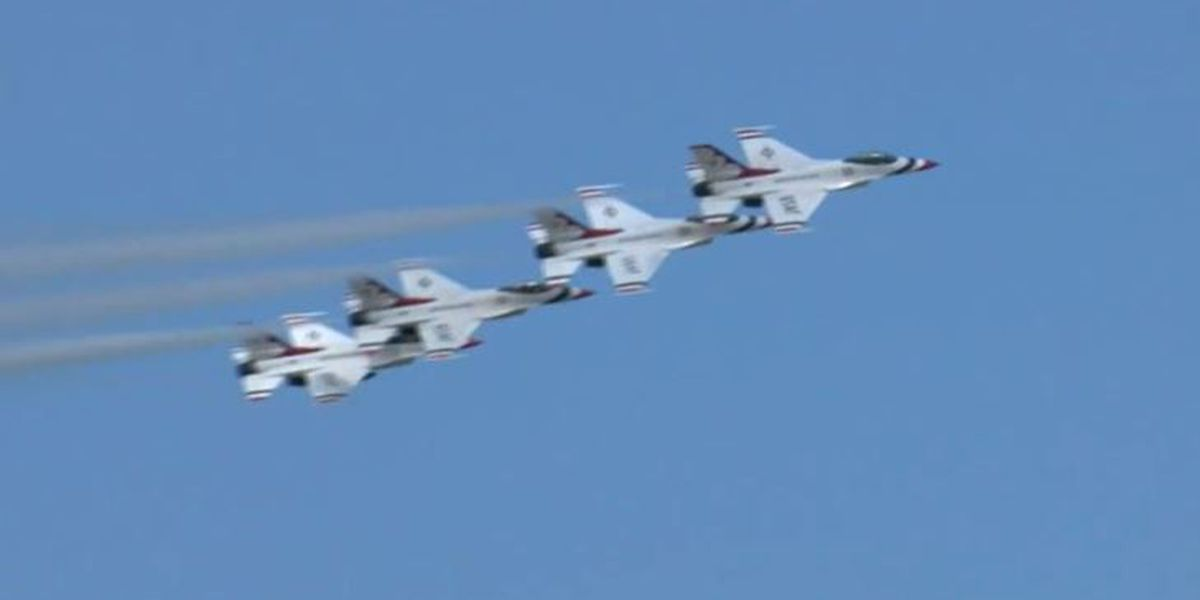 Barksdale hosts 2021 Defenders of Liberty Air & Space Show