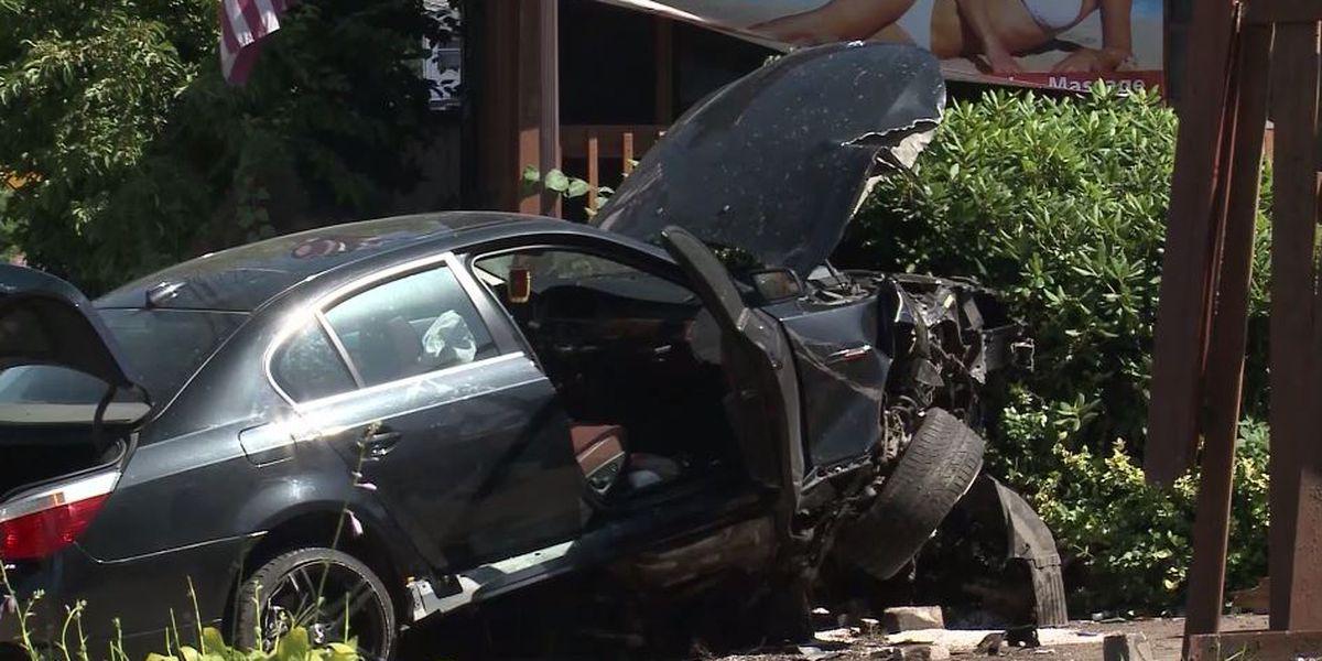 Woman accused of fleeing N.H. police, leaving injured boy after car crash