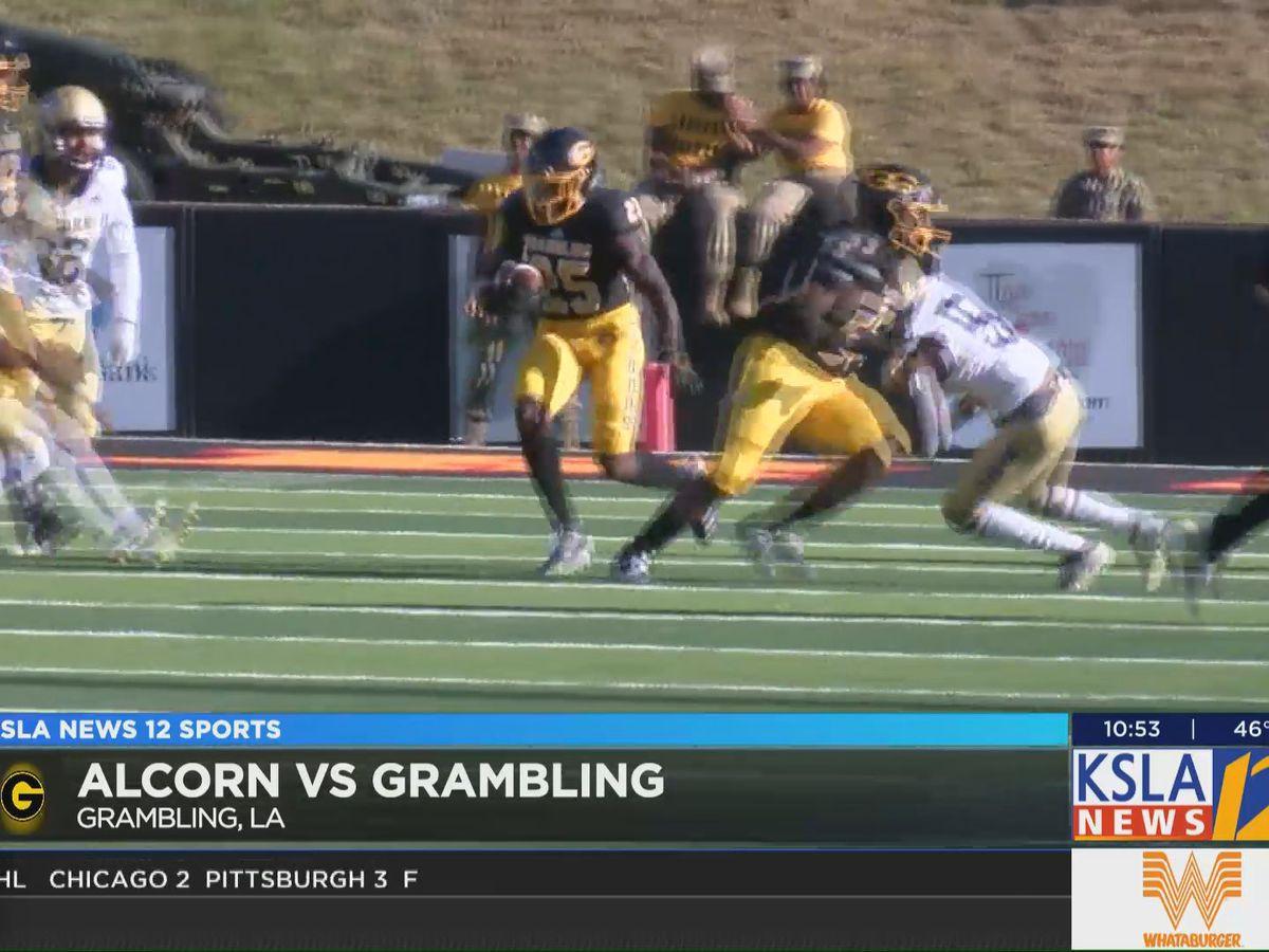 Grambling defeats Alcorn St. 19-16