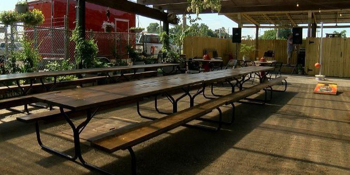 New beer garden opens in Bossier City