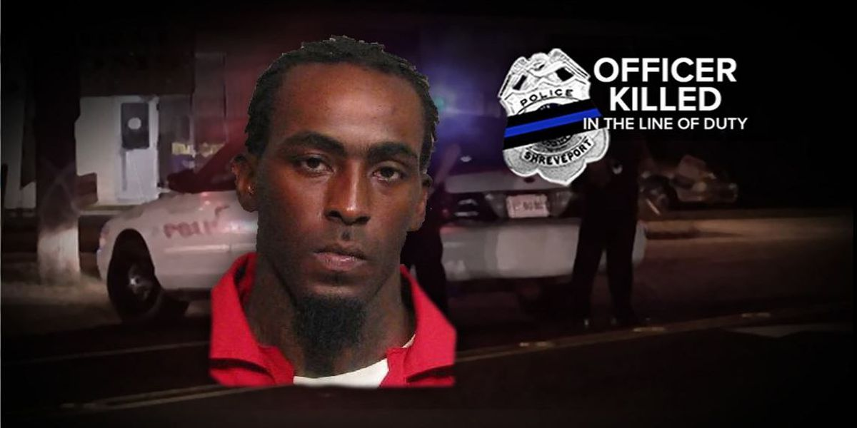 Accused cop killer Grover Cannon indicted by Caddo grand jury