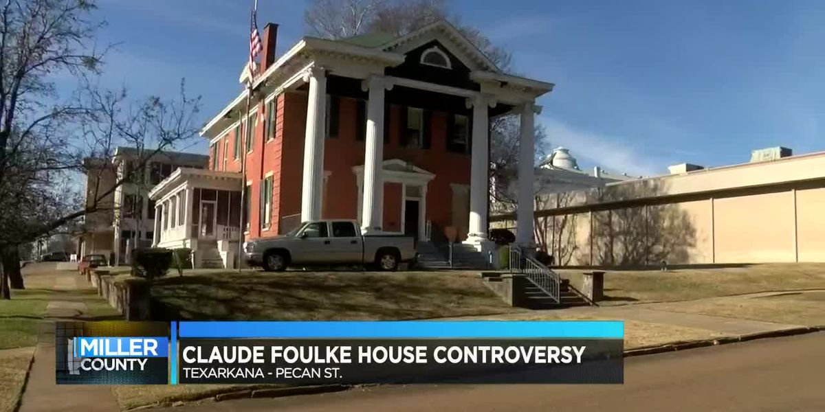 Days are numbered for historic Foulke House in Texarkana