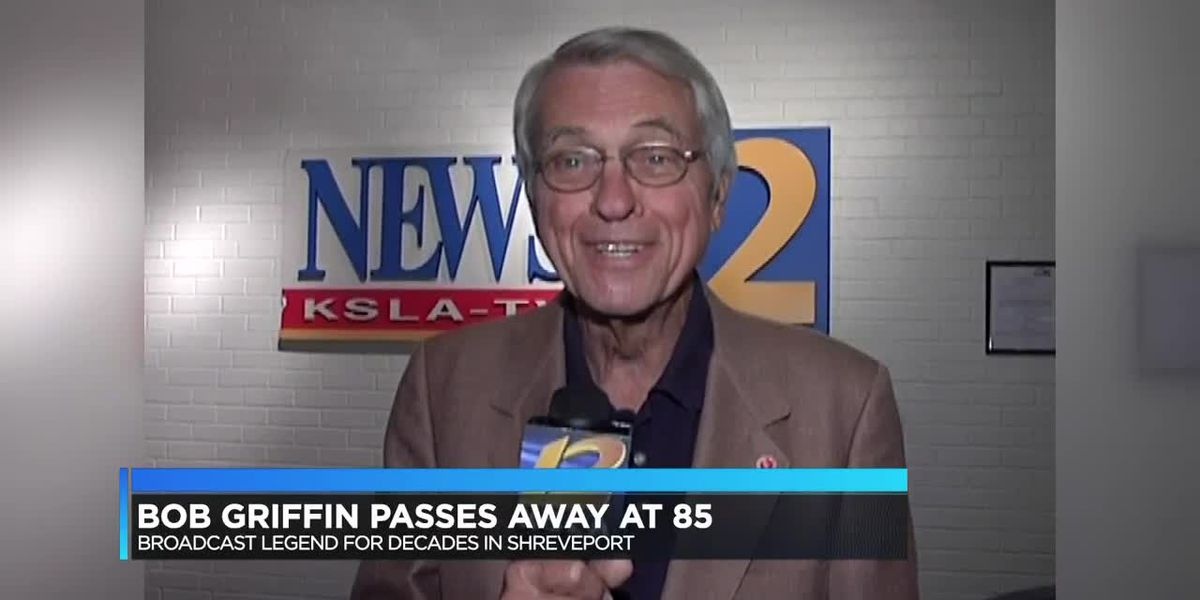 Broadcast legend Bob Griffin passes away at 85
