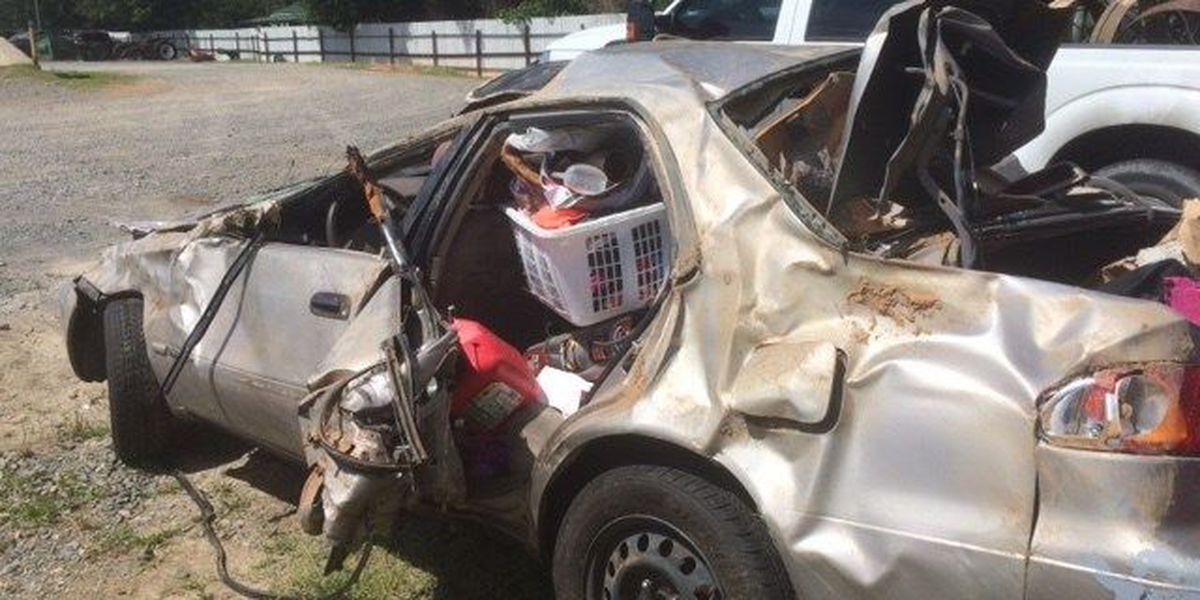 Bossier grandmother, grandchild killed in SWAR crash, 4 injured