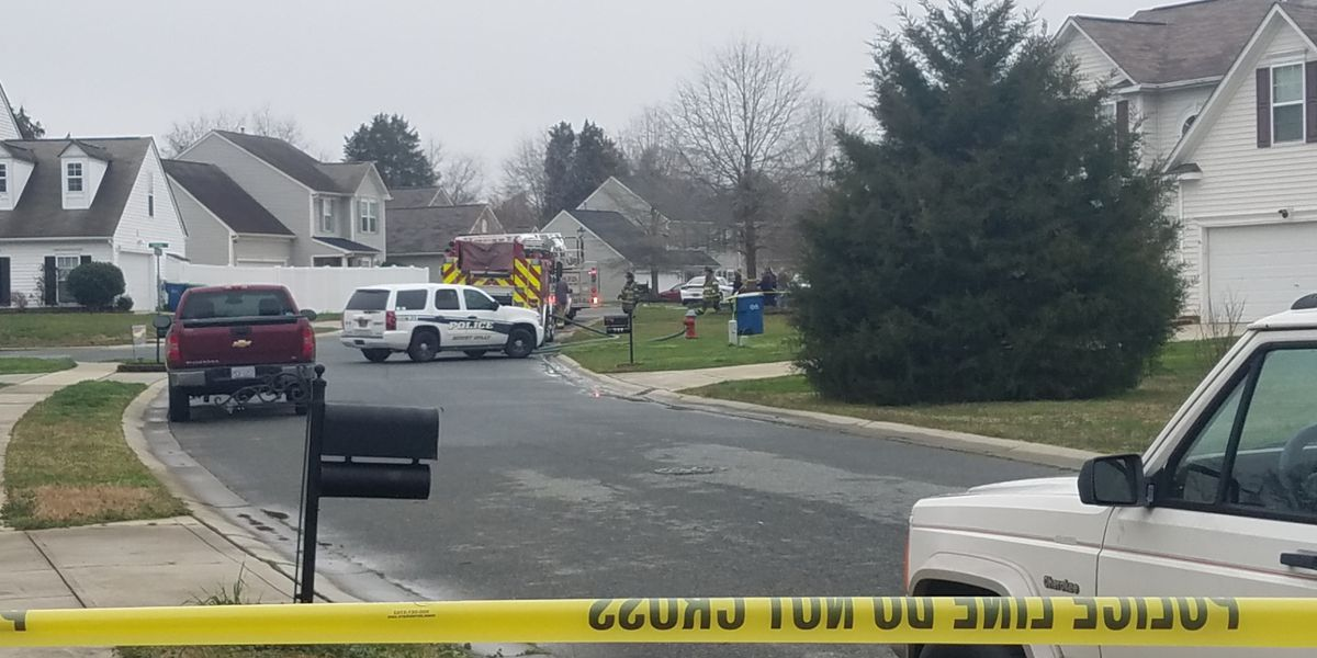 Names released in fatal officer-involved shooting, house fire in Mt. Holly
