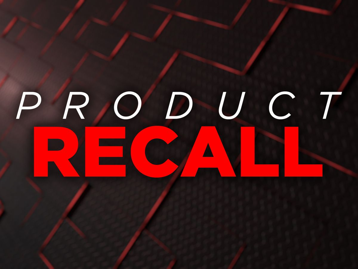 Several children's products recalled this summer