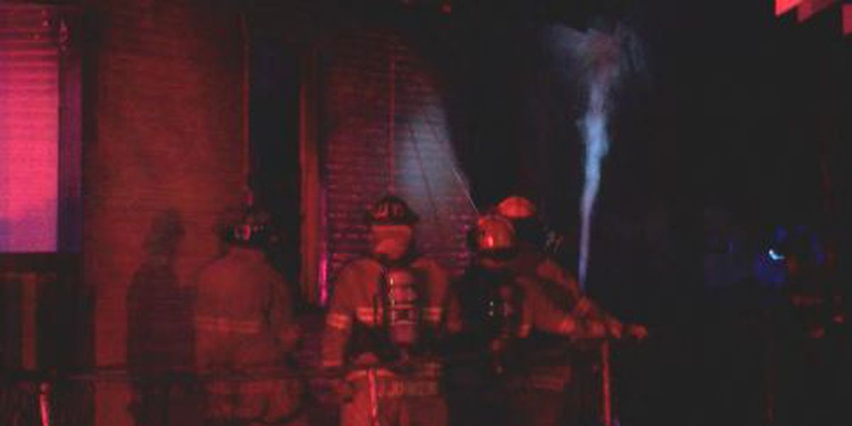 Fire heavily damages vacant house in Shreveport