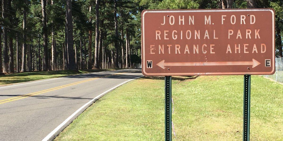 Slaying victim's missing truck found in Shreveport park