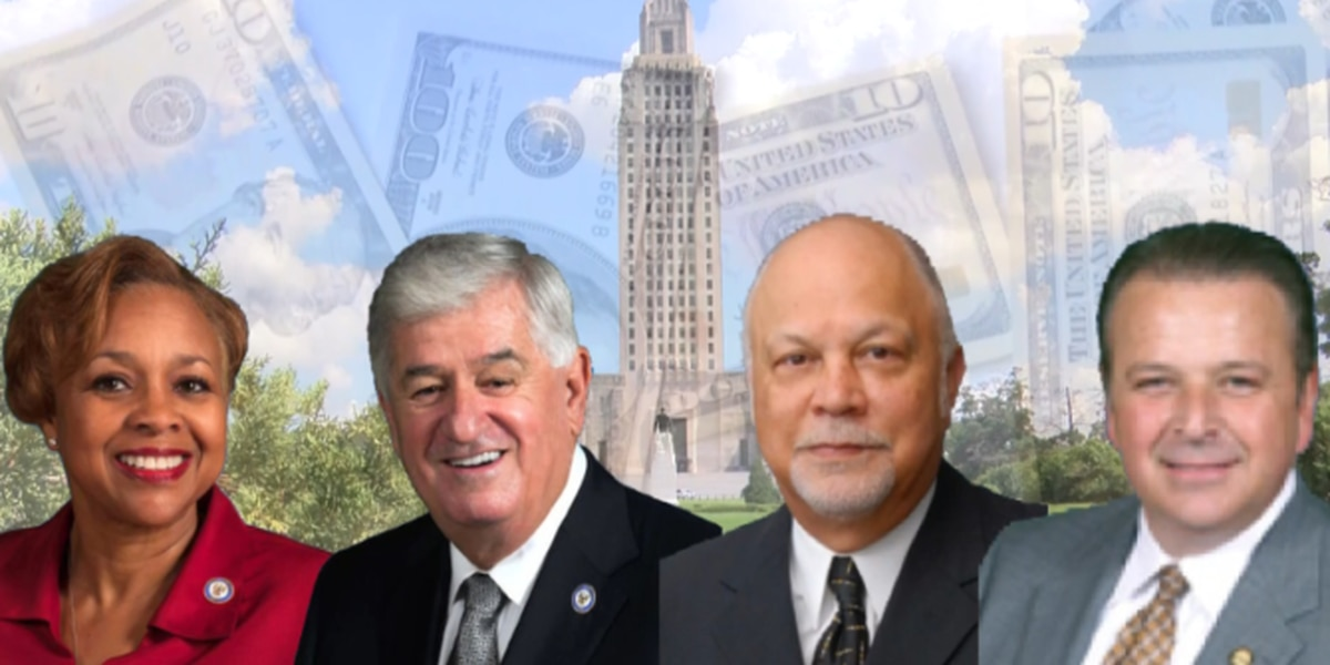 Some Louisiana state lawmakers use campaign cash to lease high-dollar cars