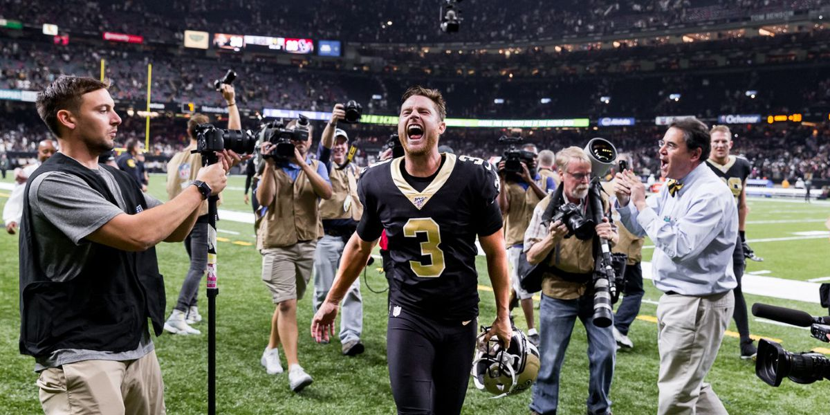 Saints beat Texans on last-second field goal to win first season-opener in 6 years