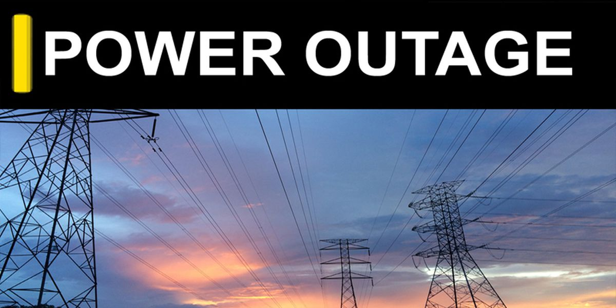 Over 100,000 without power in the ArkLaTex