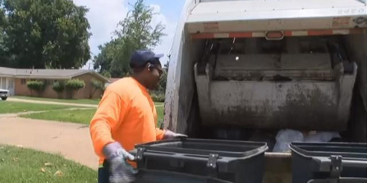 Shreveport officials consider charging to take out the trash