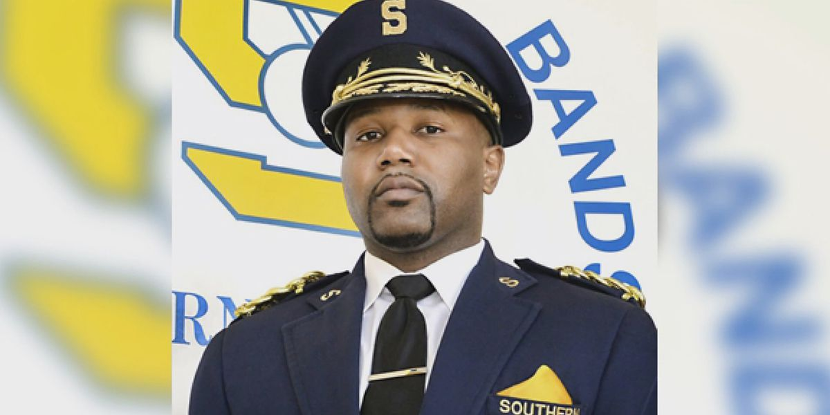 Former Southern University band director sentenced to 13 months in federal prison, ordered to pay back money