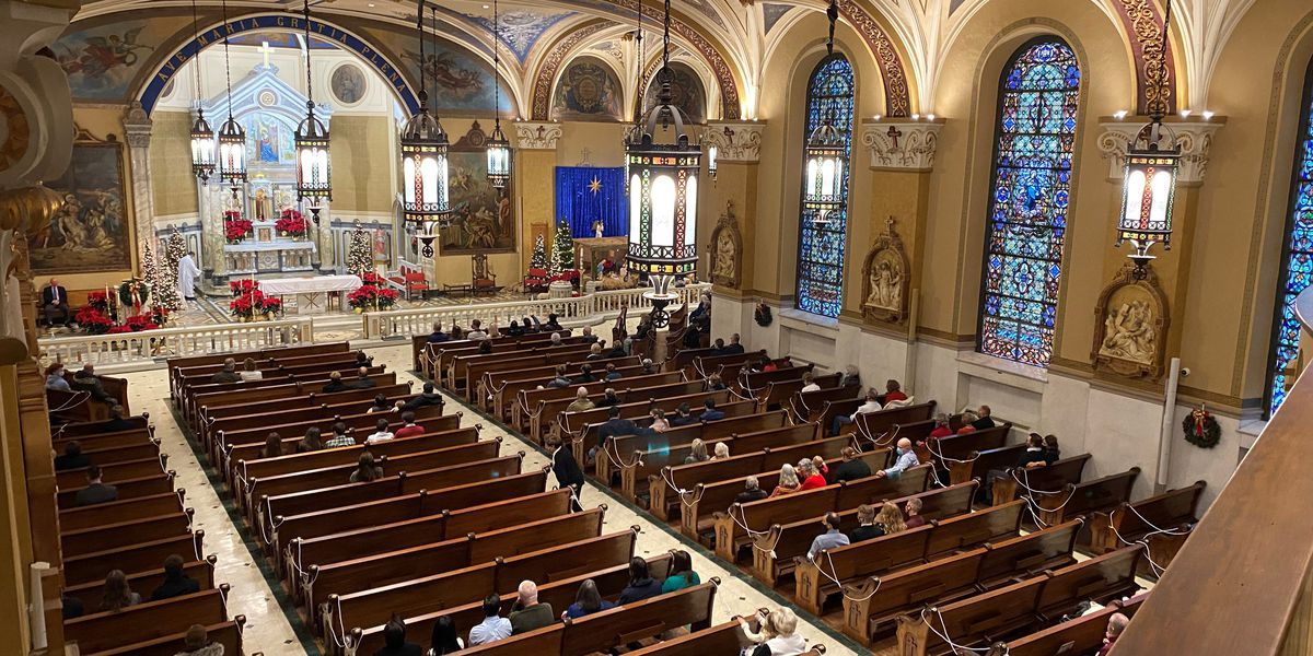 Churches adjust how they'll ring in new year during a pandemic