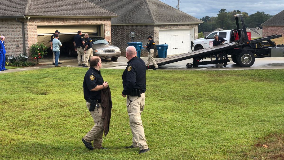 Deputies looking for man after high speed chase