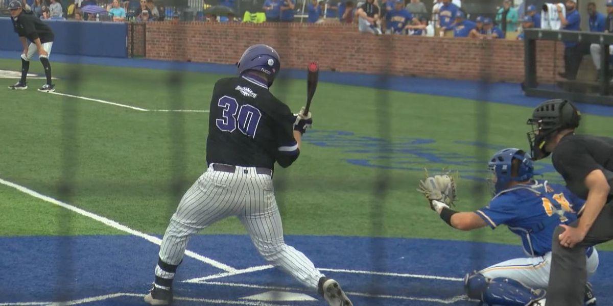 SFA to start selling alcohol at baseball, softball games