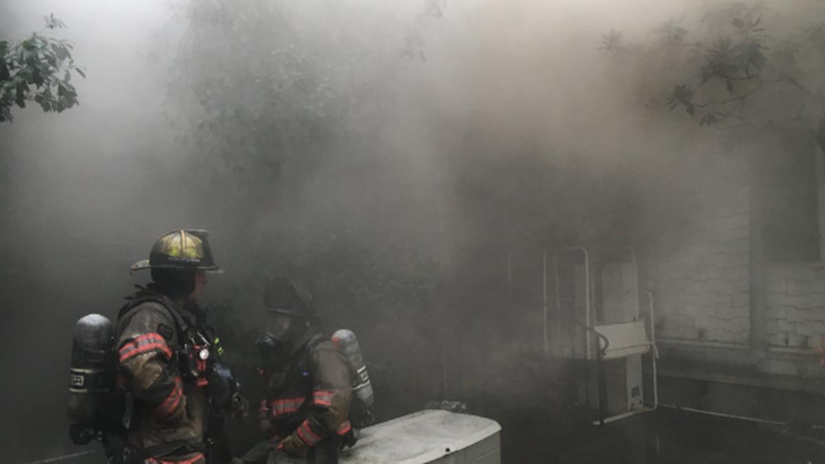 NOFD: 7-alarm fire at historic home still not under control