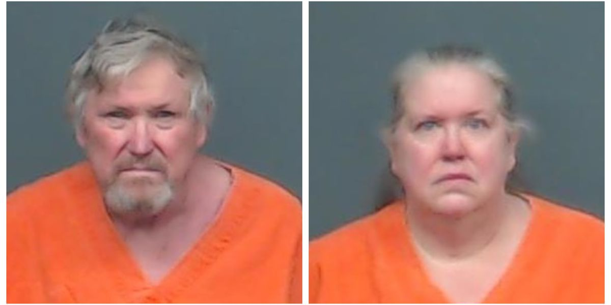 Two arrested and charged with animal cruelty